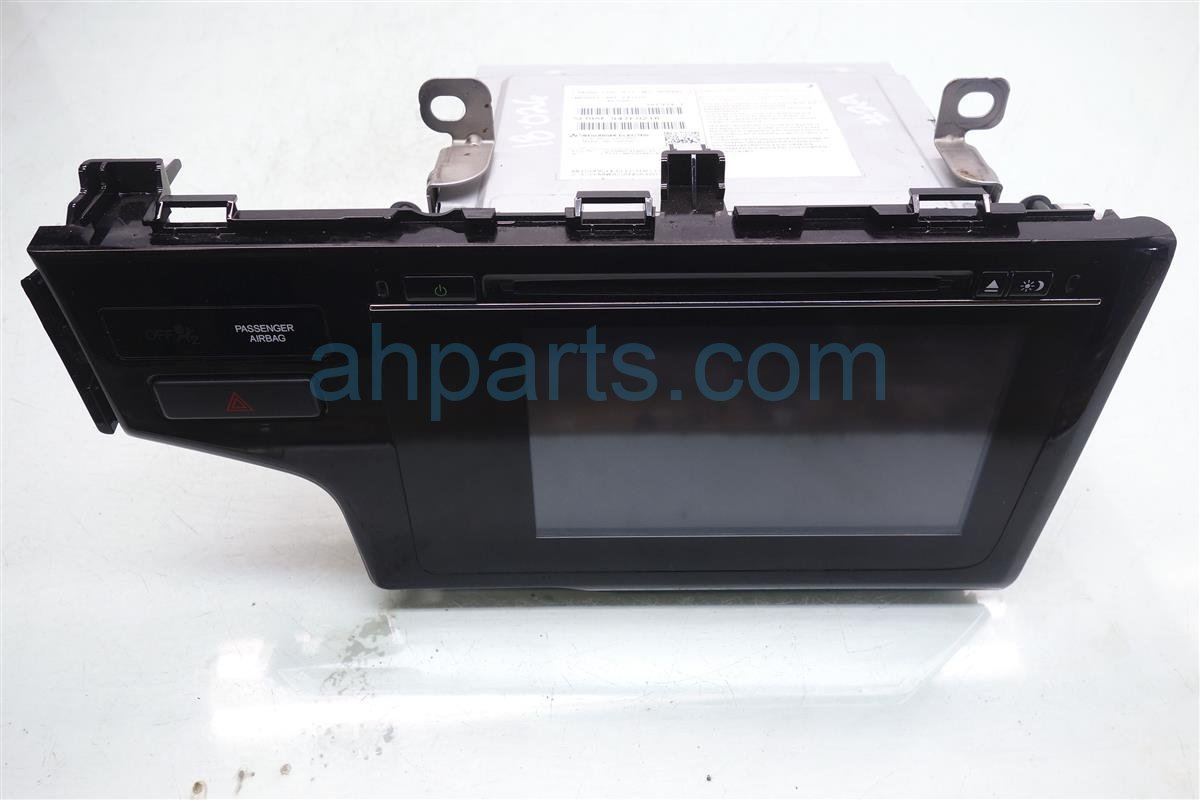 hight resolution of  2015 honda fit am fm cd radio display unit 39100 t5r a11 replacement