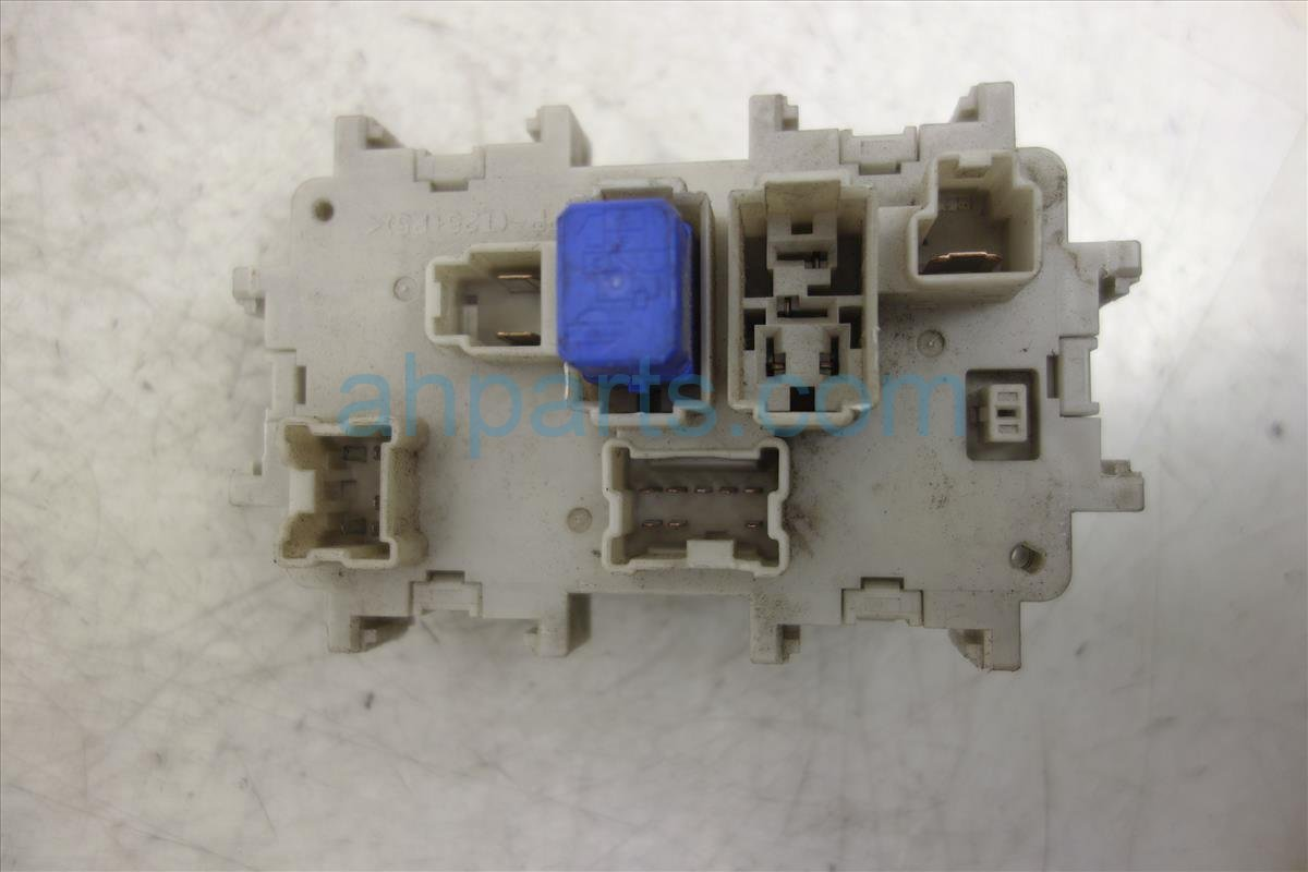 hight resolution of 2003 nissan sentra fuse box cabin 2 5l le replacement
