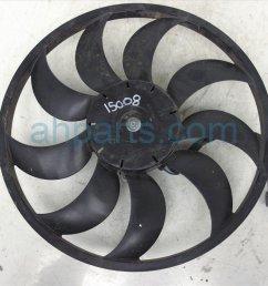 2010 nissan cube cooling radiator fan motor no shroud 21486 1fa0a replacement  [ 1200 x 800 Pixel ]