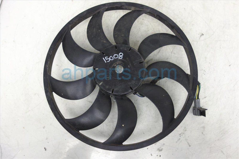 medium resolution of 2010 nissan cube cooling radiator fan motor no shroud 21486 1fa0a replacement