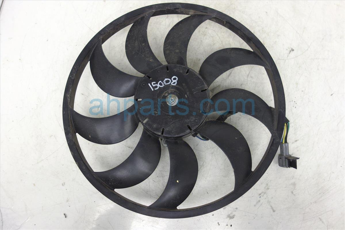 hight resolution of 2010 nissan cube cooling radiator fan motor no shroud 21486 1fa0a replacement