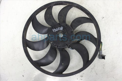 small resolution of 2010 nissan cube cooling radiator fan motor no shroud 21486 1fa0a replacement