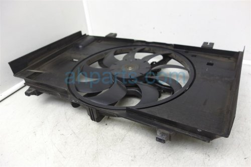 small resolution of 2009 nissan cube radiator cooling fan assembly 21483 1fa0a replacement