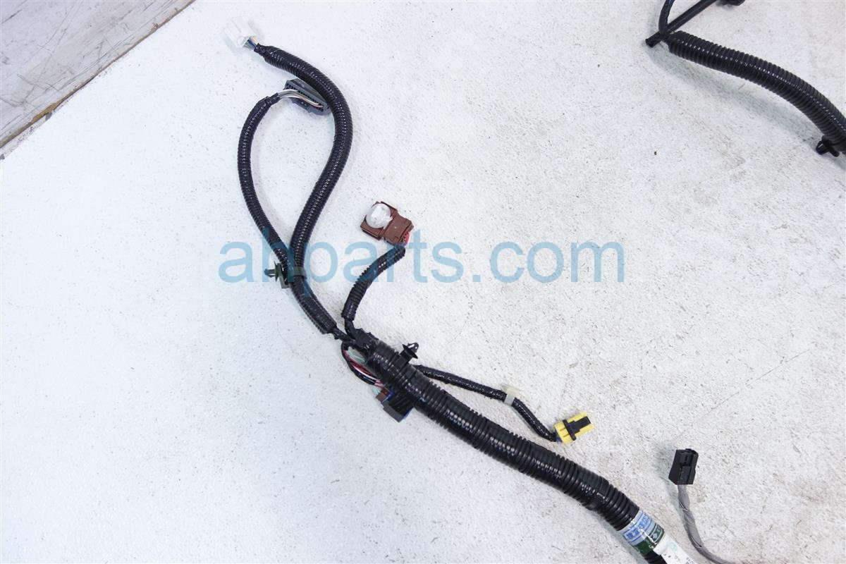 hight resolution of  2017 honda civic dashboard instrument wire harness 32117 tba a00 replacement
