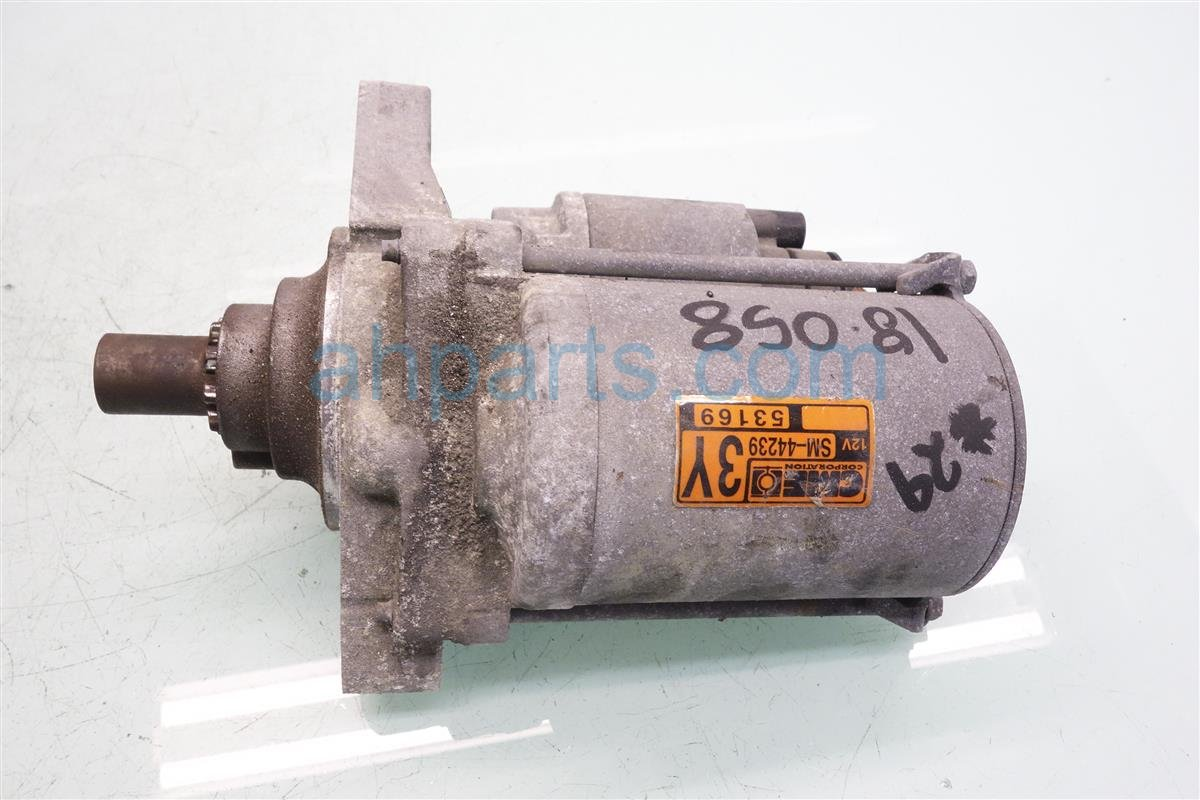 hight resolution of  2004 honda accord starter motor 31200 rkb 004 replacement