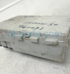 2005 nissan quest fuse box [ 1200 x 800 Pixel ]
