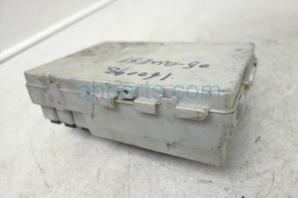 medium resolution of 2005 nissan quest fuse box