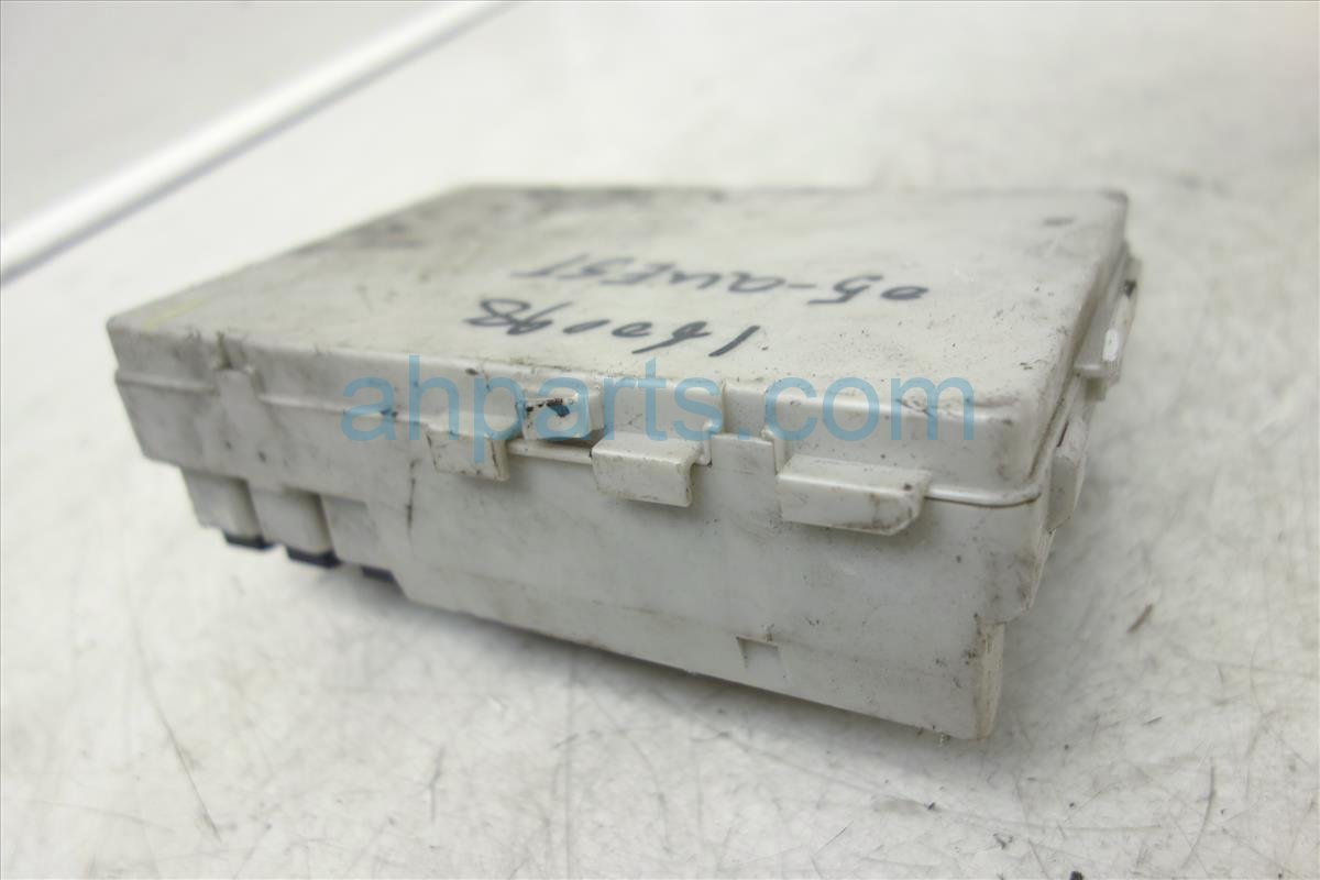 hight resolution of 2005 nissan quest fuse box