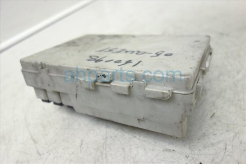 small resolution of 2005 nissan quest fuse box
