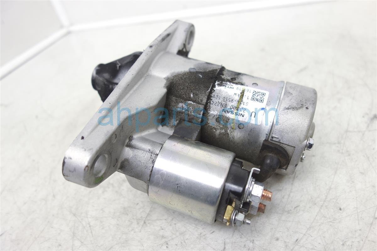 hight resolution of  2017 nissan sentra starter motor 23300 en22c replacement