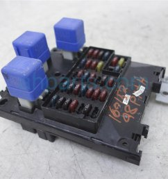 1998 nissan pathfinder fuse box block assy junction 24350 1w600 1998 nissan pathfinder fuse box [ 1200 x 800 Pixel ]