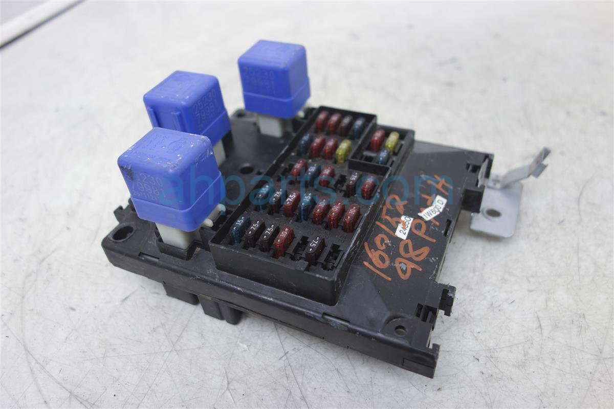 hight resolution of 1998 nissan pathfinder fuse box block assy junction 24350 1w600 1998 nissan pathfinder fuse box