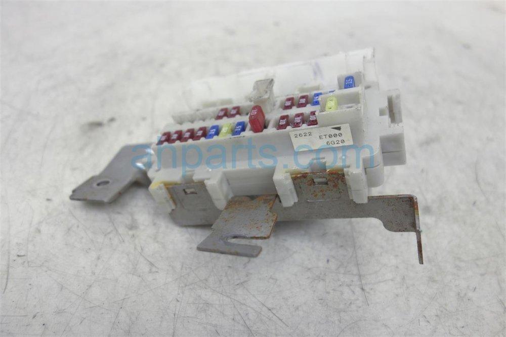 medium resolution of  2007 nissan sentra cabin fuse box 24350 et000 replacement