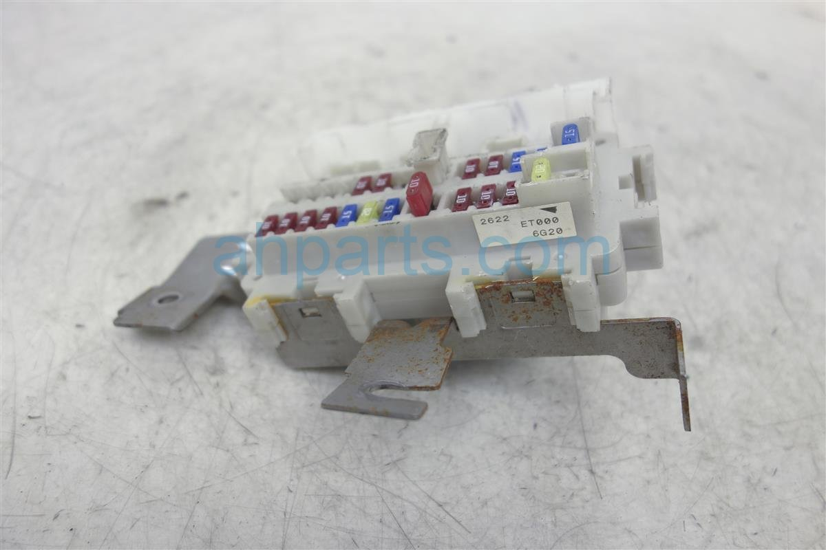 hight resolution of  2007 nissan sentra cabin fuse box 24350 et000 replacement