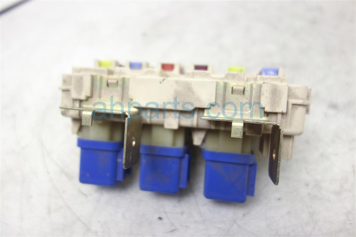 hight resolution of  2004 nissan xterra fuse box block junction 24350 7z400 replacement