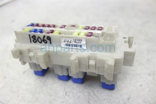small resolution of  2011 nissan altima cabin fuse box 3 5l sr 24350 zx00a replacement