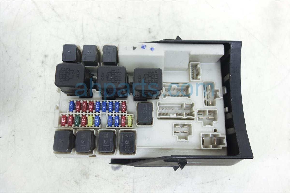 hight resolution of 2006 nissan 350z engine fuse box 3 5l 4th vin a 284b7 cd71a 284b7cd71a replacement