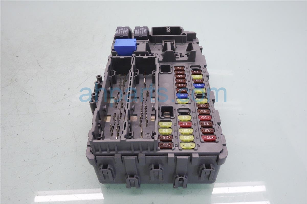 hight resolution of  2014 acura mdx driver cabin fuse box 38200 tz5 a01 replacement