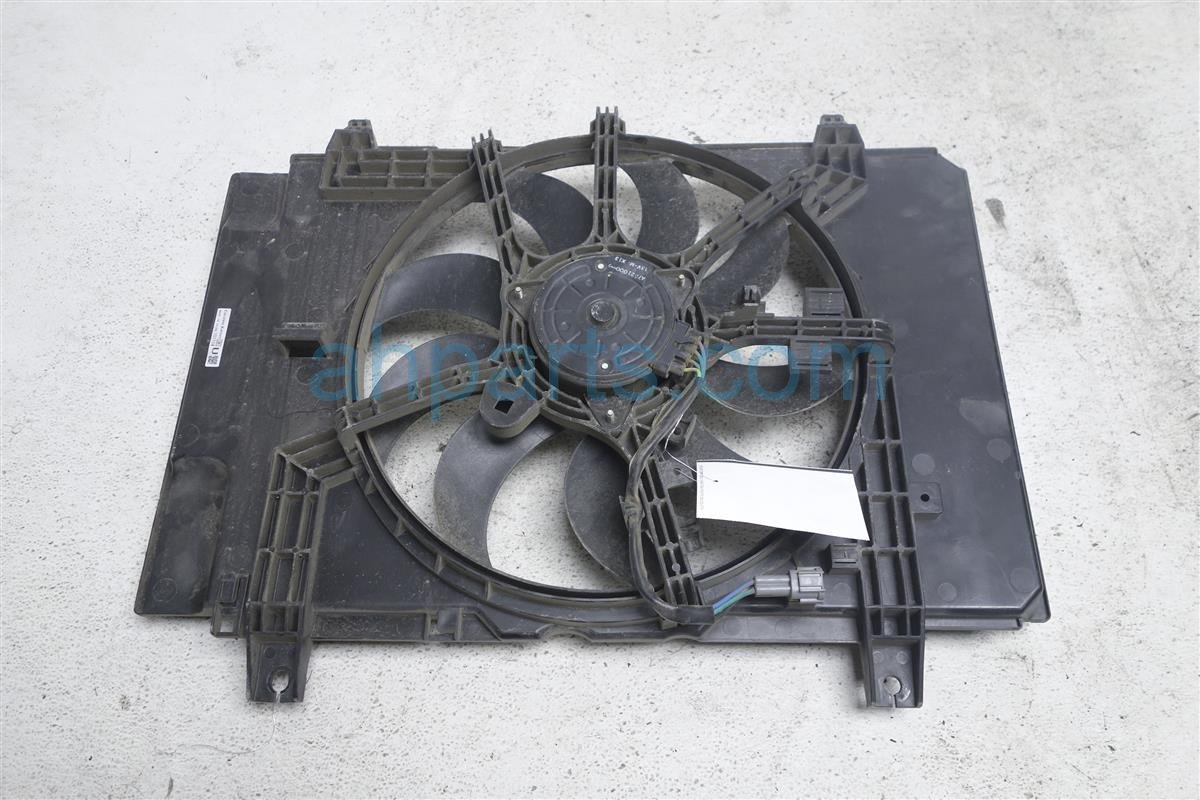 hight resolution of  2011 nissan cube cooling radiator fan motor 1 8l wgn rwd at 21481 1fc5a replacement