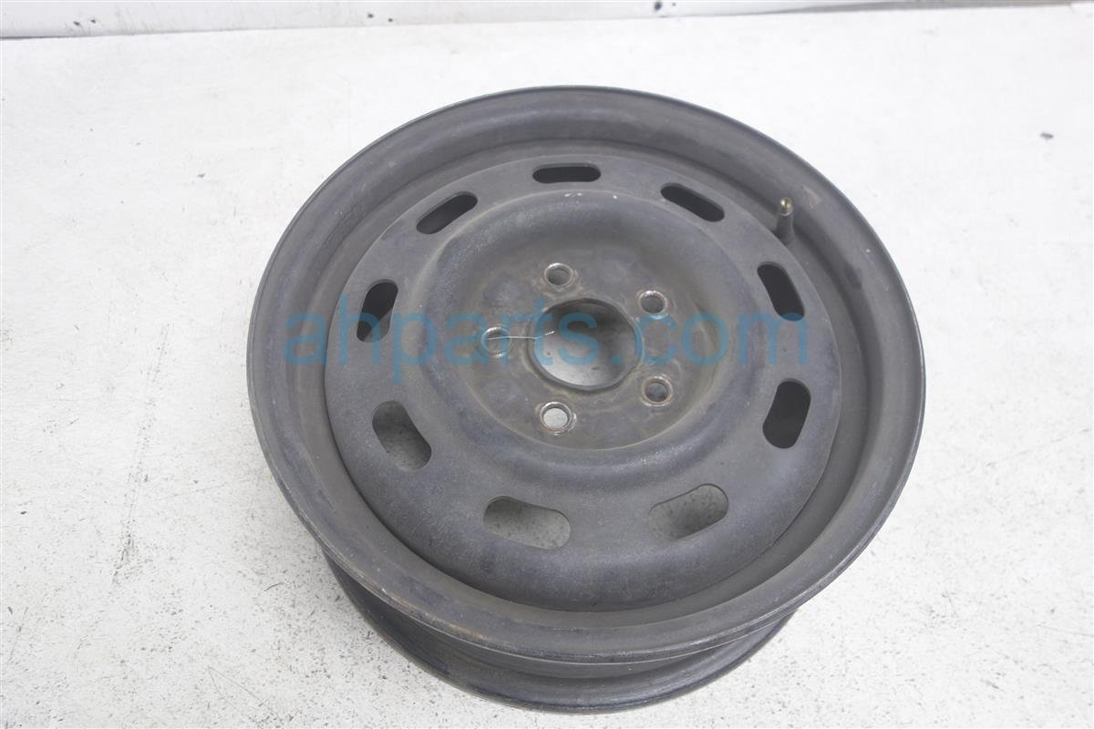 hight resolution of  1998 nissan quest wheel 15x5 5 steel rim 40300 0b000 replacement
