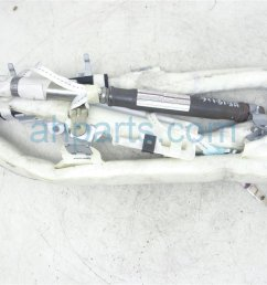 2010 nissan sentra driver roof curtain airbag air bag 985p1 zt33a replacement  [ 1200 x 800 Pixel ]
