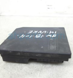 2014 nissan juke engine room fuse box ipdm 284b7 1tw1a replacement  [ 1200 x 800 Pixel ]