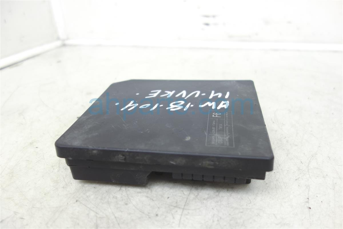 hight resolution of 2014 nissan juke engine room fuse box ipdm 284b7 1tw1a replacement