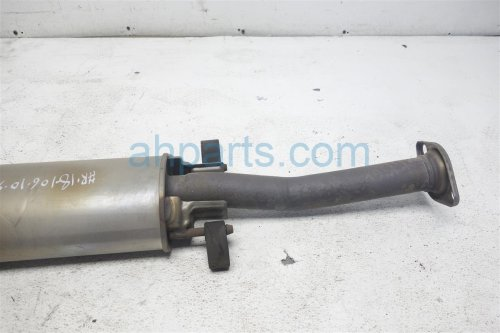 small resolution of  2010 nissan sentra exhaust sub muffler pipe 20300 et000 replacement