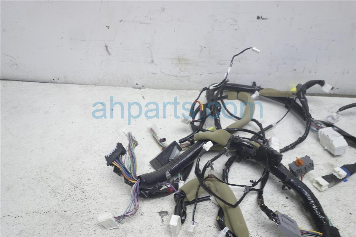 hight resolution of  2013 nissan rogue main dash wire harness s 24010 1vy0a replacement