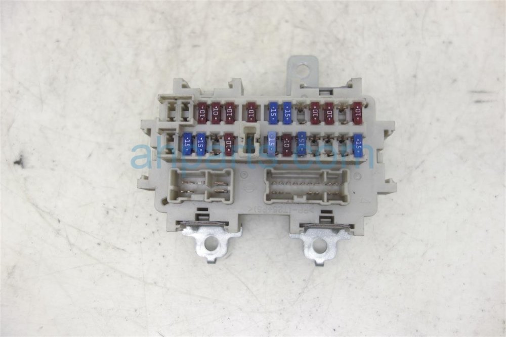 medium resolution of 2006 infiniti m45 cabin fuse box 24350 eh10a replacement