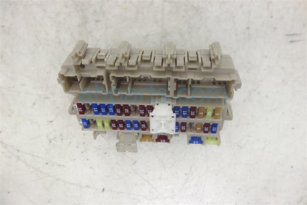 medium resolution of  2015 nissan murano cabin fuse junction box 24350 5aa0b replacement