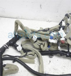 2014 nissan pathfinder main dash wire harness 3 5l cvt 24010 9pc0c replacement  [ 1200 x 800 Pixel ]