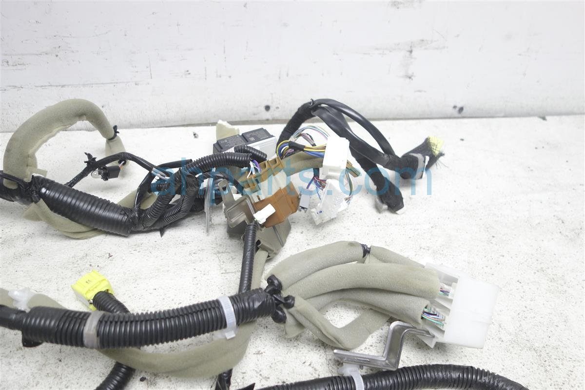 hight resolution of  2014 nissan pathfinder main dash wire harness 3 5l cvt 24010 9pc0c replacement