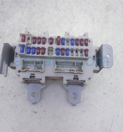 2007 infiniti g35 cabin fuse junction box coupe 24350 am60a replacement  [ 1200 x 800 Pixel ]