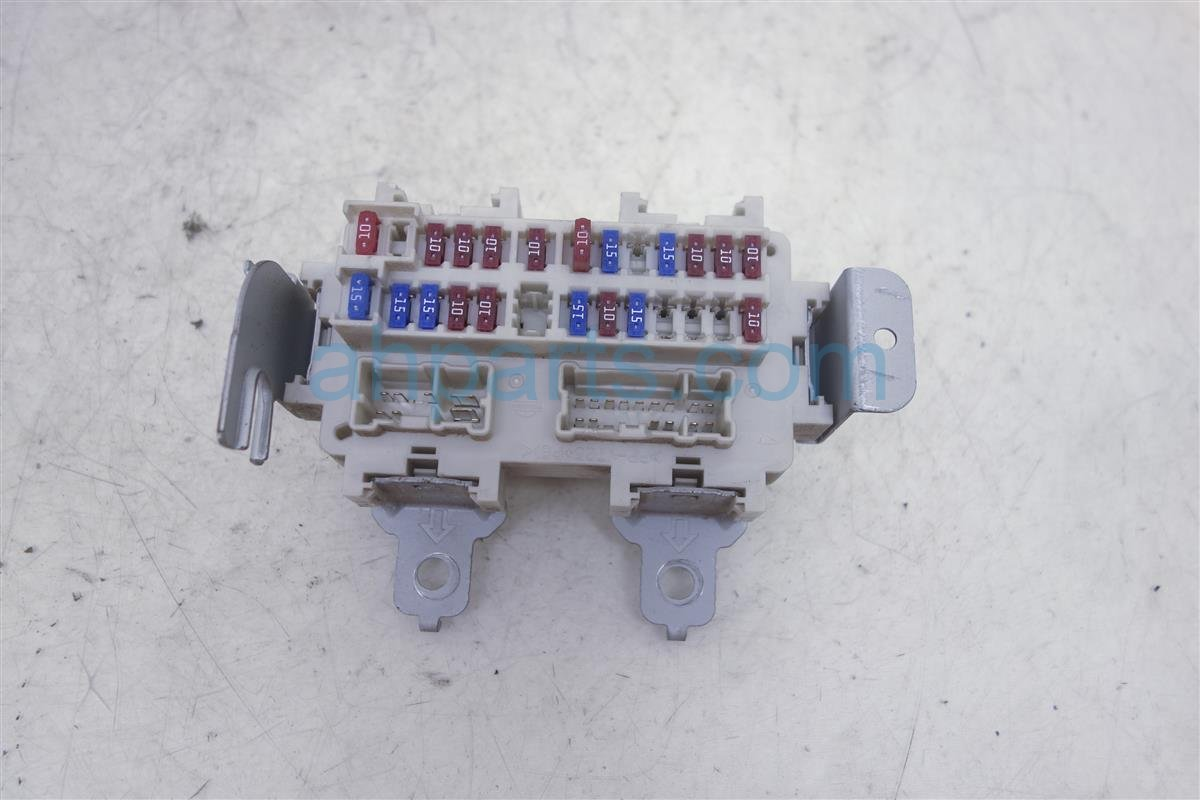 hight resolution of  2007 infiniti g35 cabin fuse junction box coupe 24350 am60a replacement