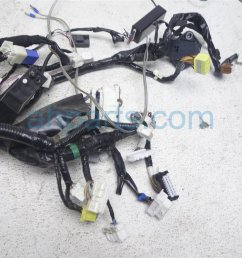 2007 infiniti g35 main body wiring harness cut wires 24010 cf90b replacement  [ 1200 x 800 Pixel ]