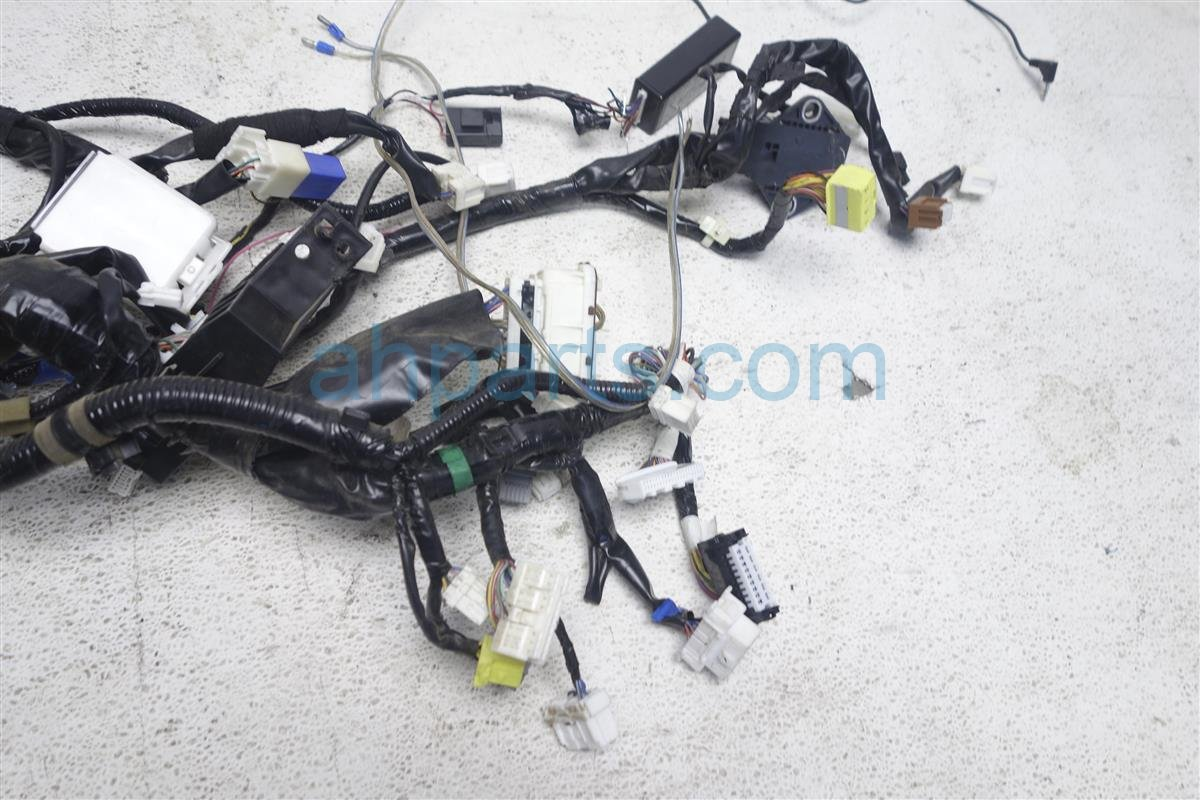 hight resolution of  2007 infiniti g35 main body wiring harness cut wires 24010 cf90b replacement