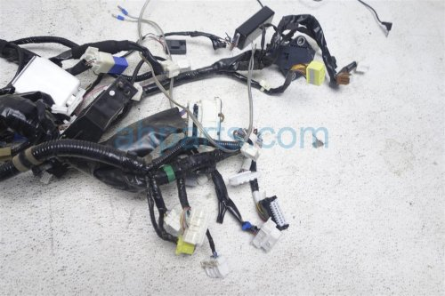 small resolution of  2007 infiniti g35 main body wiring harness cut wires 24010 cf90b replacement
