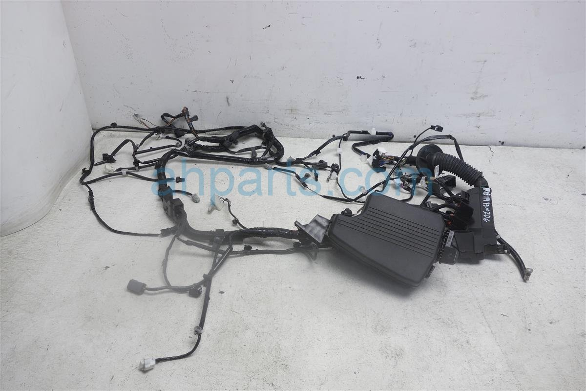 hight resolution of  2014 mazda mazda 6 engine room harness w o eloop gld2 67 010b replacement