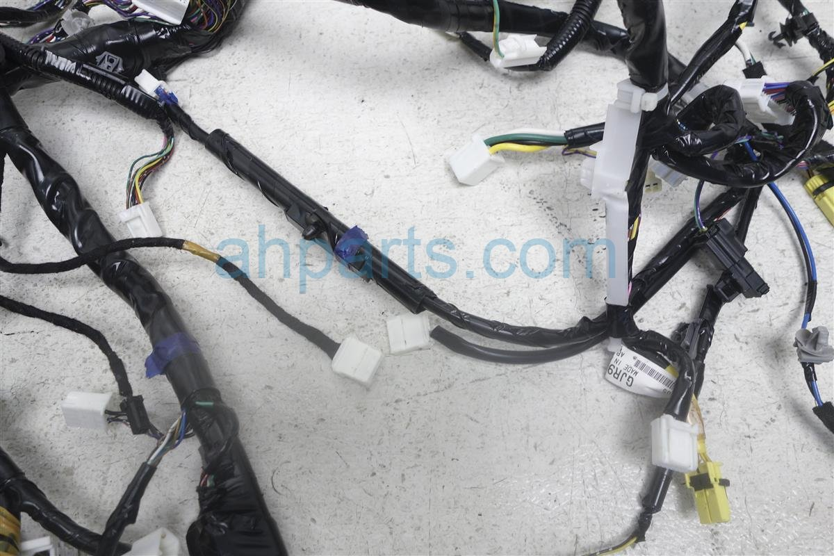 hight resolution of 2014 mazda mazda 6 dash instrument panel wire harness gld267030a replacement