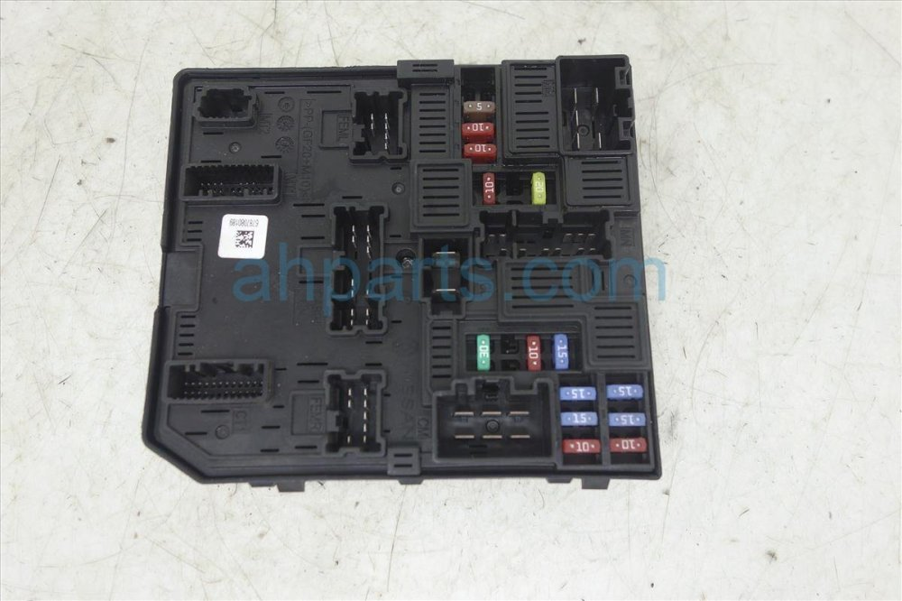 medium resolution of  2016 nissan rogue driver engine fuse box 284b7 4ba0a replacement
