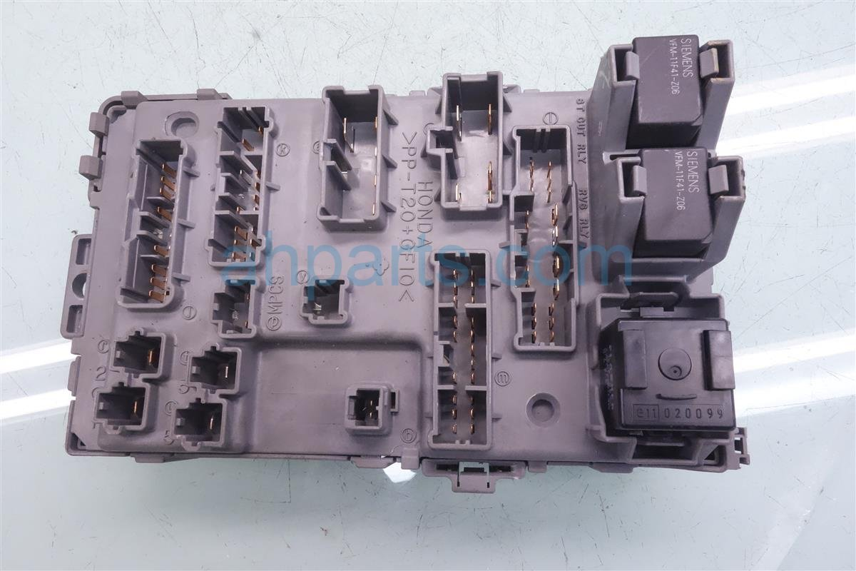 hight resolution of  2001 acura mdx driver cabin fuse box 38200 s3v a01 replacement