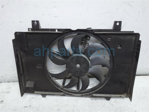 small resolution of  2014 nissan cube cooling radiator fan assembly 21481 1fc5a replacement