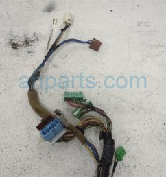 2000 honda accord dash harness w main relay main relay wire harness [ 1200 x 900 Pixel ]