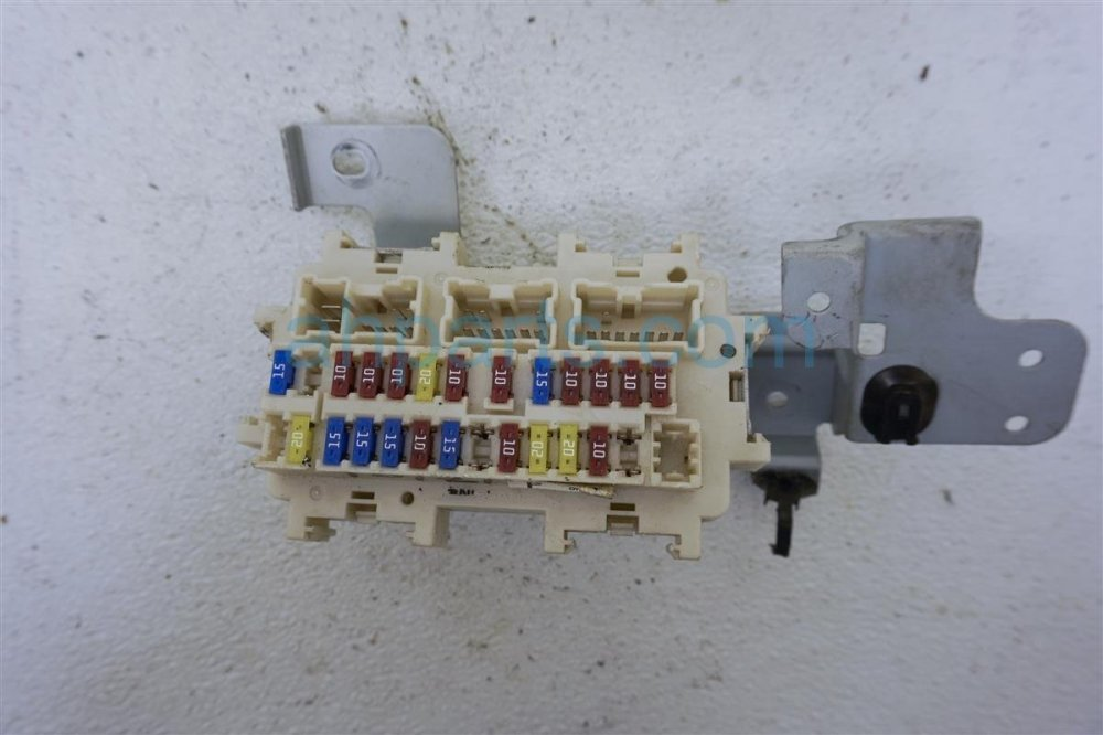medium resolution of  2009 nissan 370z cabin fuse junction box 24350 1ba0a replacement