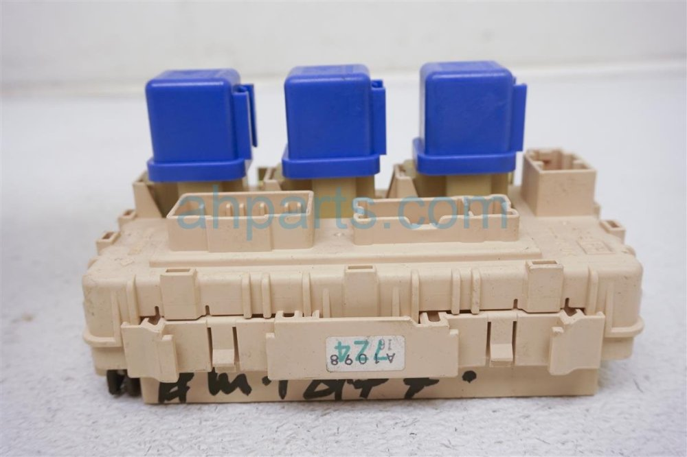medium resolution of  2002 nissan xterra cabin fuse box assembly 24350 7z400 replacement