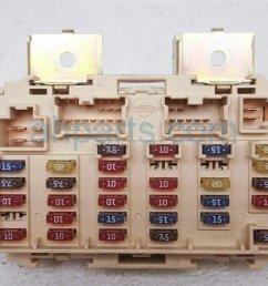 2002 nissan xterra fuse box wiring diagram forward 2002 nissan xterra cabin fuse box assembly 24350 [ 1200 x 800 Pixel ]