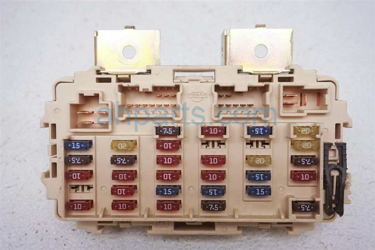 hight resolution of 2002 nissan xterra fuse box wiring diagram forward 2002 nissan xterra cabin fuse box assembly 24350