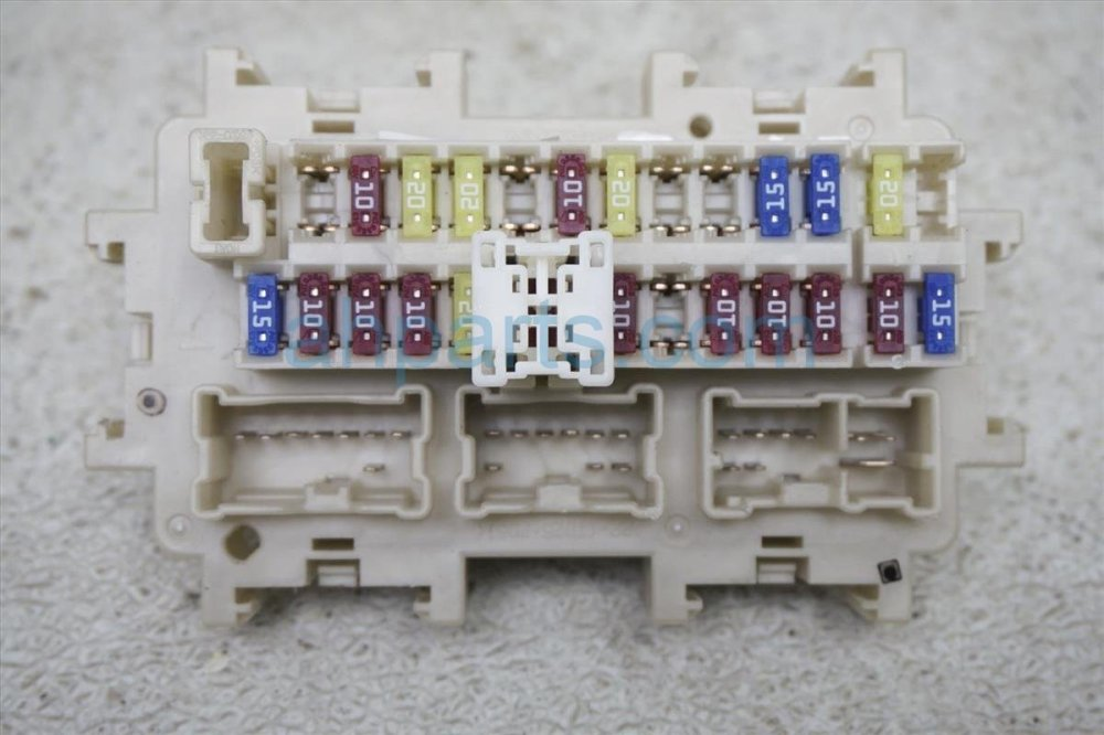 medium resolution of  2011 nissan maxima fuse box in dash 24350 zx70a replacement