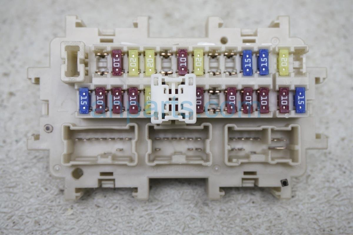 hight resolution of  2011 nissan maxima fuse box in dash 24350 zx70a replacement